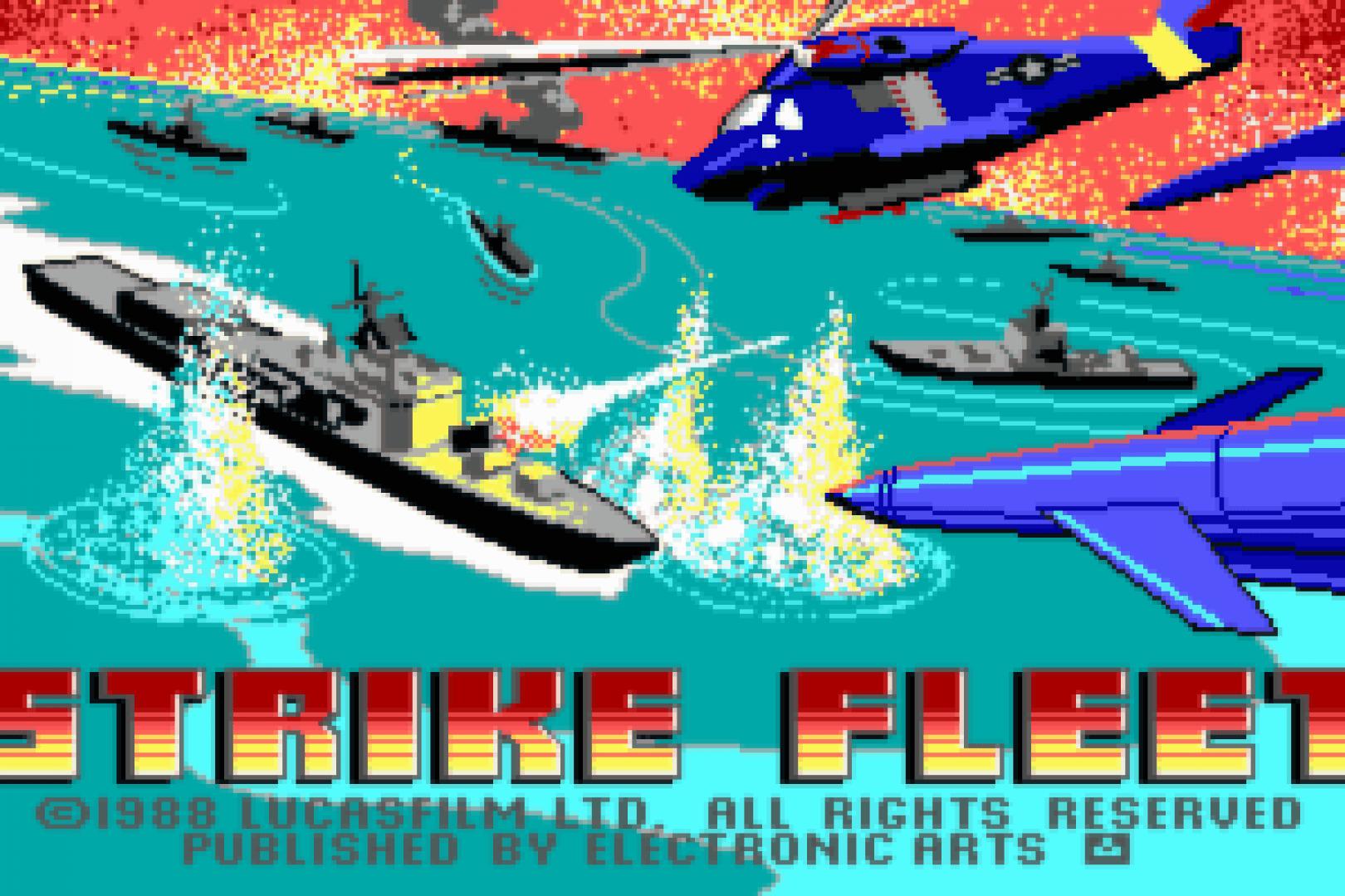 Strke Fleet